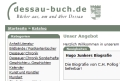 Dessau Buch - B&uuml;cher aus, um und &uuml;ber Dessau